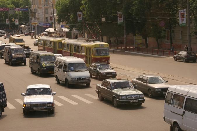 Ещё четыре маршрутных такси в