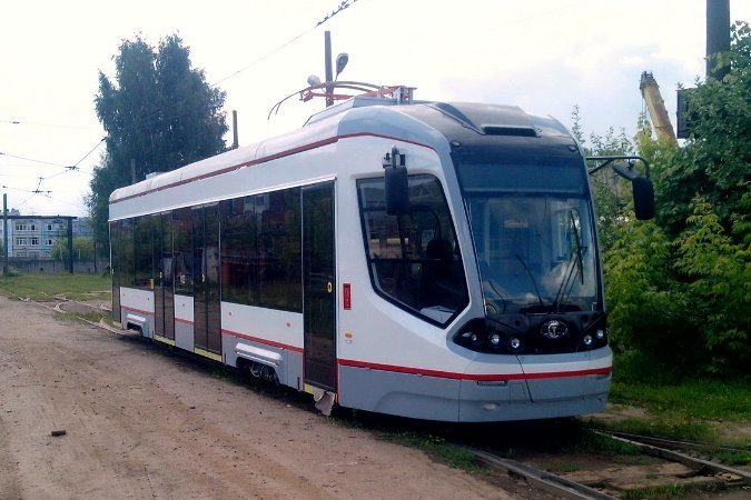 Муниципальный транспорт Твери